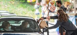 Volksfest Dachau 2020 to go: Mit dem Auto ins Festzelt?