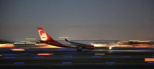 """Junger Air-Berlin-Pilot: """"Ich hänge mit allem, was ich habe, an dem Job"""" - Kurt"""