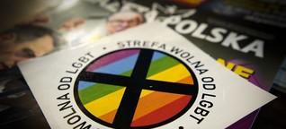 """Polen schafft """"LGBT-freie Zonen"""", Städtepartner schauen weg"""