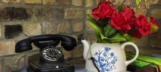 Homeoffice: Telefonate mit Oma