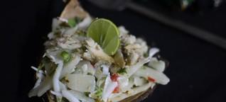 Foodbloggerin Ozoz Sokoh - Mit Kochlöffel und Kamera die Küche dekolonisieren
