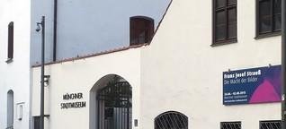 Münchner Stadtmuseum zeigt: Corona-Hut