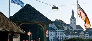 Spitäler in der Schweiz und Österreich: Was, wenn die Grenzen schließen?