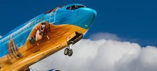 Fluggesellschaften: Klimafreundlich aus der Krise