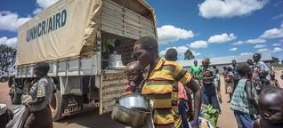Korruptionsvorwürfe gegen das UNHCR - Das Geschäft mit Geflüchteten
