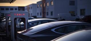 Tesla versus Volkswagen: Wer erobert den E-Auto-Weltmarkt?