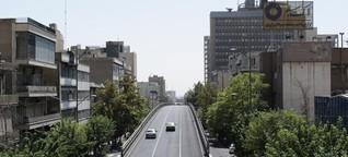IranerInnen protestierten - und mit ihnen die Welt
