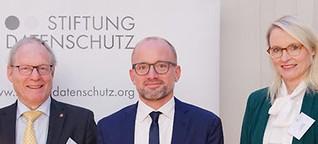 Journalistenpreis der Stiftung Datenschutz an Harald Maass verliehen
