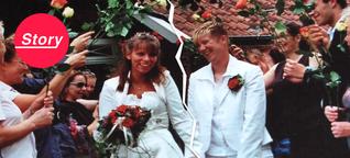 Wie dieses Paar zusammenfand - und sich wieder verlor
