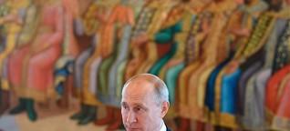 Verfassungsreform: Bis 2036 bleibt es Putins Russland