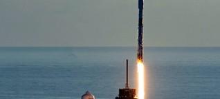 SpaceX geht es nicht um die ISS