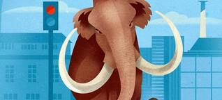 KinderZEIT: Hallo, Mammut!