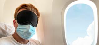 In 30 Stunden um die Welt: So läuft eine Flugreise während der Pandemie