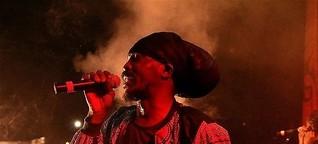 Ein Reggae-Festival für die ganze Familie