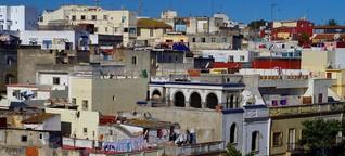 Tanger: Zwischen Mythos und Moderne