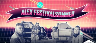 ALEX Festivalsommer 2020 From Theremin to Algorave: Heroines of Sound Part 1 -