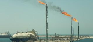 LNG-Terminals für den Wasserstoffimport