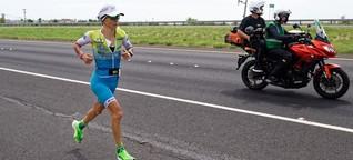 """Ironman-Siegerin Anne Haug: """"Der schwierigste Überholvorgang meiner Karriere"""""""