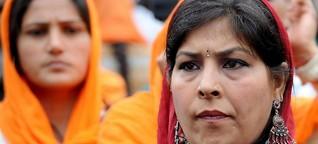 Indien - Sikh-Frauen und die Gleichberechtigung