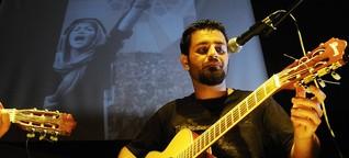 Rapper Shahin Najafi - Das gefährliche Lachen über den Islam