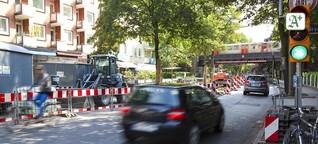 Verkehrschaos in Winterhude? Behörde wehrt sich gegen Kritik