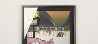 Records Revisited - Quasimoto - The Unseen (2000)