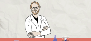 Im Labor des Dr. Schmidt