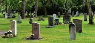 Bestattungen in Zeiten der Pandemie