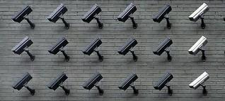 Überwachung am Arbeitsplatz ist in vielen Firmen Realität