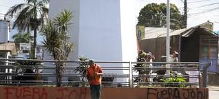 Honduras: Gefangen in Zeiten von Covid-19