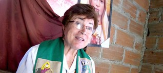 Die Frau Gottes: Lateinamerikas erste katholische Priesterin