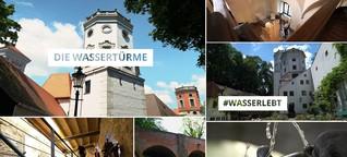 #wasserlebt: Wassertürme am Roten Tor - Pumpen-Pioniere