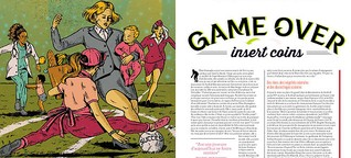 Game Over - Insert Coins (So Foot)