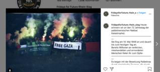 Fridays For Antisemitismus