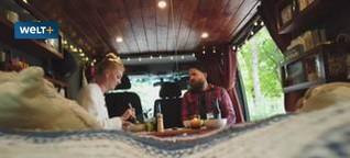 Ausbau, Einrichtung, Ausstattung: 30.000 Euro für Van und Umbauten, Küche ausziehbar, für immer flexibel - WELT