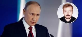 """""""Putin ist gescheitert - und bleibt trotzdem an der Macht"""""""