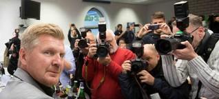 Job in Krefeld: Neues Spiel, neues Glück - Effenbergs Metamorphose