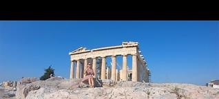 24 Stunden in Athen mit Coco-Mat