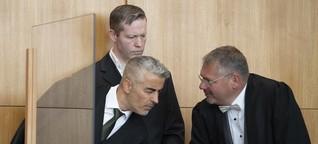 """Lübcke-Prozess: Richterlich festgestellter """"gequirlter Unsinn"""""""
