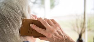 Corona: Wege aus der Einsamkeit für ältere Menschen