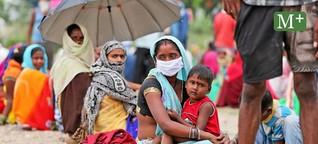 Armut durch Corona-Krise: Viele Millionen Menschen betroffen