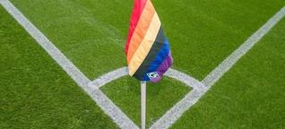 Fußball ist politisch: Ein Rostocker Verein kickt gegen Rechts - und eckt an