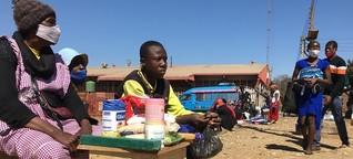 Repressionen in Simbabwe - Krise, Korruption und Corona