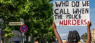 Angst vor dem Staat - Wie schwarze Menschen Rassismus bei der Polizei erleben
