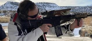 Wer fühlt sich sicher, wenn alle Pistolen tragen?