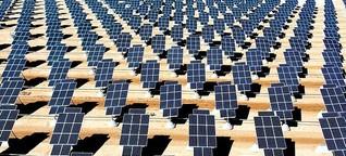 Geld gegen Sonne: Grüne Investitionen in Schwellenländer