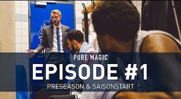 PURE MAGIC #1 | HAKRO Merlins Basketball Dokumentation