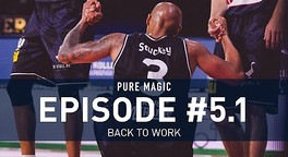 PURE MAGIC #5.1 | HAKRO Merlins Basketball Dokumentation