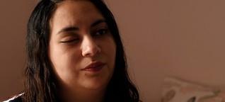 """Chile: """"Sie zielen auf die Augen"""""""