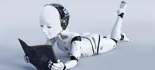 Künstliche Intelligenz: Multitalent für Sprache